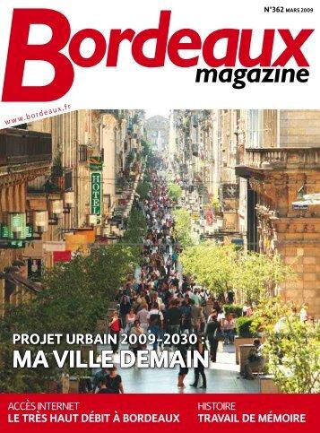 MA VILLE DEMAIN - Bordeaux