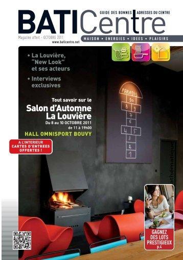 Salon d'Automne La Louvière - Baticentre