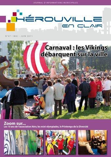 Bulletin mai-juin 2011 - Hérouville Saint-Clair