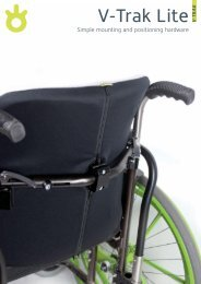 Roho Operations Manual Cushions Seating Dynamics