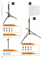 Manfrotto Baby Lightweight Stands