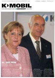 62. IAA PKW - Kirchhoff Gruppe