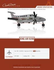 KING AIR B200 - Business Air Today