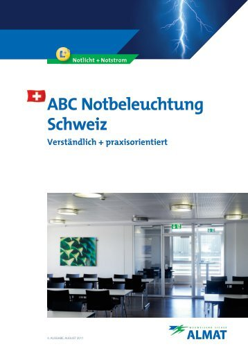 L+ Katalog – ABC Notbeleuchtung Schweiz - Almat AG