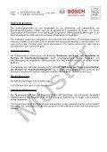 Muster-DKD-Kalibrierschein für Endmaße - Bosch-Kalibrierdienst - Page 2