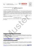Muster-DKD-Kalibrierschein für Endmaße - Bosch-Kalibrierdienst - Page 4