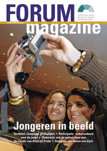 FORUMmagazine zomer 2006 nr 2 - archief van www.forum.nl