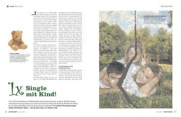 Single mit Kind! - GeschichtenWerk