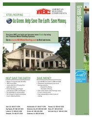 Go Green. Help Save The Earth. Save Money