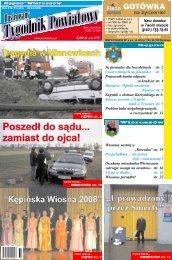 2,00 zł (VAT 0%) - Tygodnik powiatowy