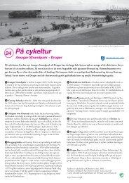24 På cykeltur: Amager Strandpark - Dragør - Vores-fam.dk