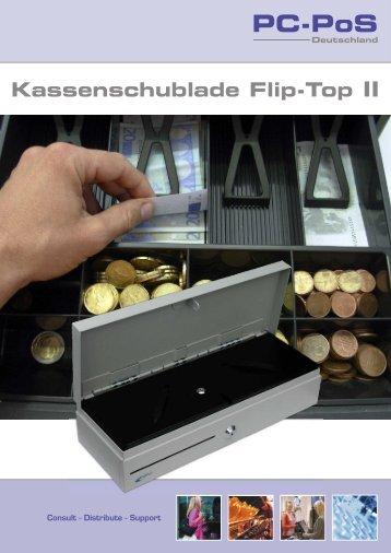 Datenblatt Flip-Top II - PC-PoS Deutschland GmbH
