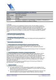 Verslag AV d.d. 27 maart 2013 - SV Twello
