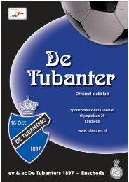 Clubblad Oktober 2010 - Tubanters