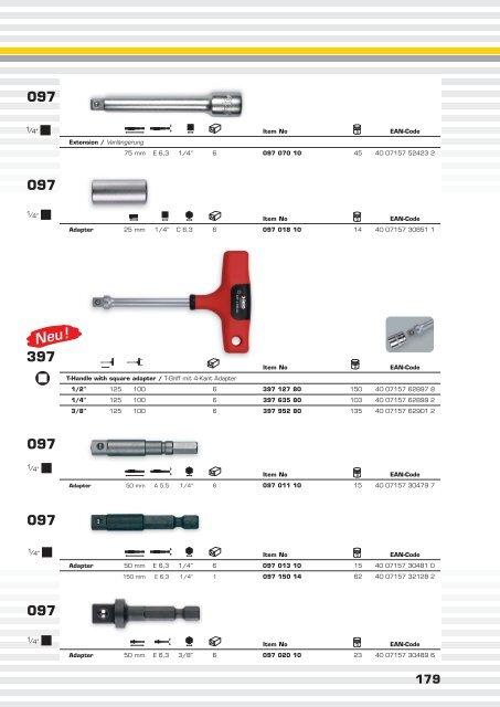 Catalog scule de mână și accesorii Felo