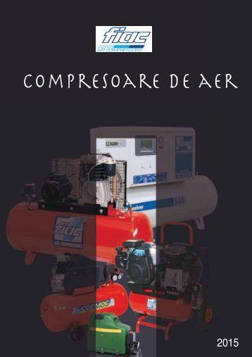 Catalog compresoare de aer FIAC