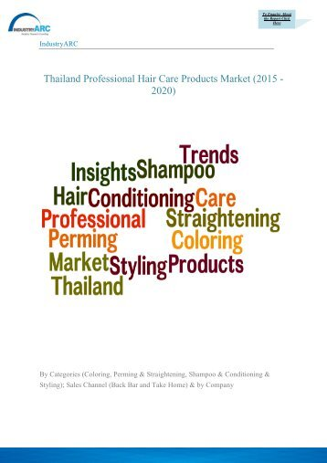 analysis of global professional hair care A comprehensive analysis of the global professional hair care market, focusing  on market size and growth, key changes, challenges, and business opportunities .