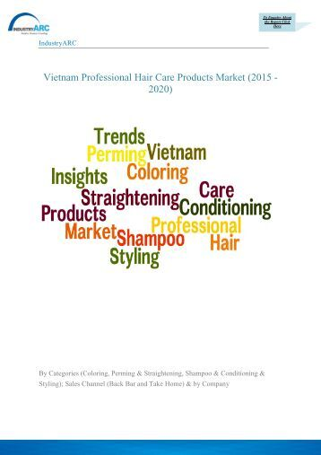 analysis professional hair care market Clear, accurate us market analysis for business plans, strategy, and investments in the beauty salons industry.