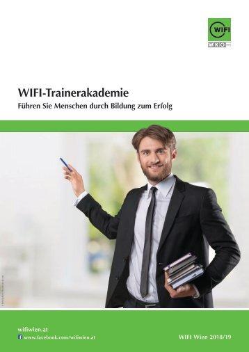 WIFI-Trainerakademie des WIFI Wien