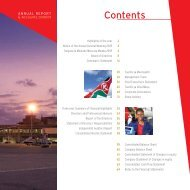 Contents - Kenya Airways