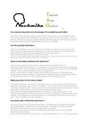 Hur anpassar jag bäst mina öronproppar för ... - Neckmike.com