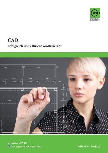 CAD - Kurse im WIFI Wien