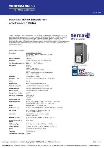 terra server systeme it service duisburg. Black Bedroom Furniture Sets. Home Design Ideas