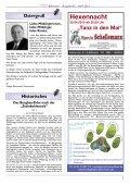 Blättsche - VDesign Agentur für Printmedien Sirke  Veith - Seite 3