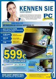 Der PreisKracHer! - PC-Spezialist Trier