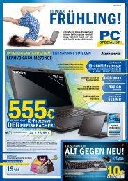 alt gegen neU! - PC-Spezialist Trier