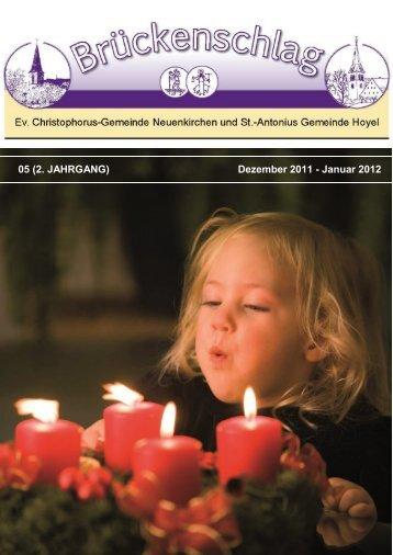 advents - konzert - Kirchengemeinde Melle Neuenkirchen