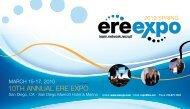Senior Advisor, Global - ERE Expo 2013 Spring