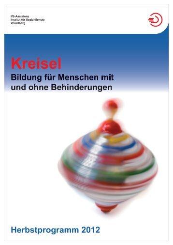 IfS-Kreisel Bregenzerwald - Institut für Sozialdienste