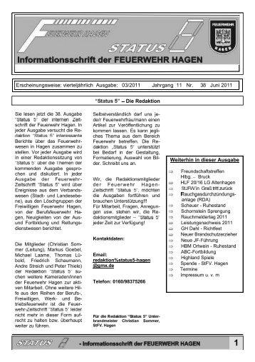 Erscheinungsweise: vierteljährlich Ausgabe - Verband der ...