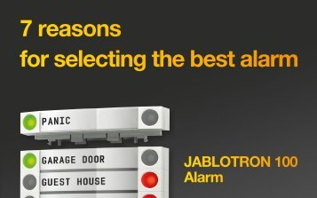 7 reasons for selecting the best alarm