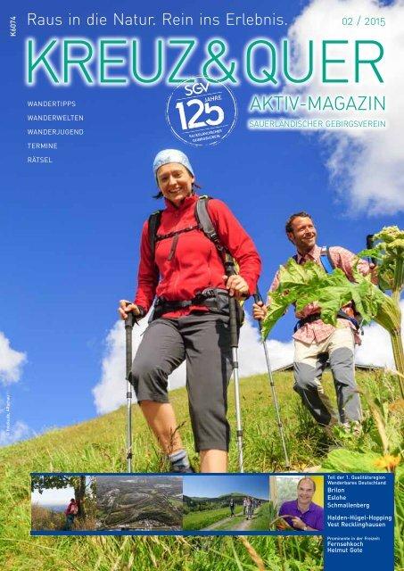 KREUZ&QUER Ausgabe 02_2015