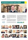 Betten Ritter Magazin MAi 2015 - ALLES FÜR IHREN GESUNDEN SCHLAF - Seite 2