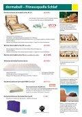 Betten Ritter Magazin MAi 2015 - ALLES FÜR IHREN GESUNDEN SCHLAF - Seite 4