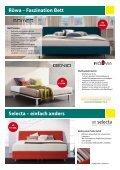Betten Ritter Magazin MAi 2015 - ALLES FÜR IHREN GESUNDEN SCHLAF - Seite 5