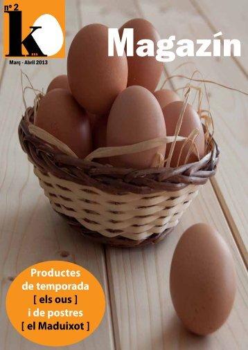 Km0 Nº2 Els ous