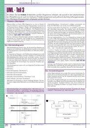 UML Teil 3 - PCNews