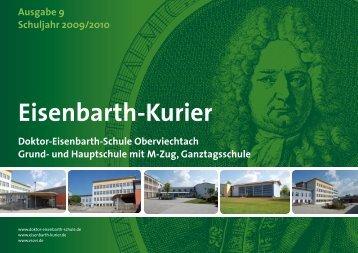Online-Ausgabe - Eisenbarth-Kurier