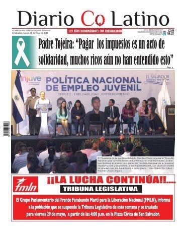 Edición 21 de Mayo de 2015