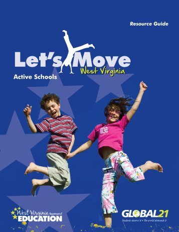 Let's Move Resource Guide - West Virginia Department of Education