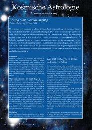 Kosmische Astrologie - Inzichten.com
