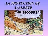 La protection alerte - Secours-montagne.fr