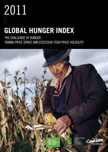 Global Hunger Index - International Food Policy Research Institute
