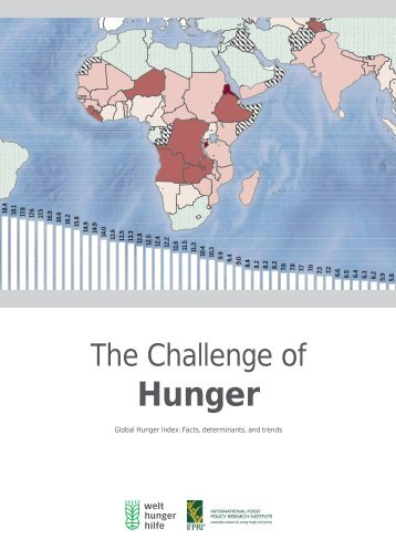 The Challenge of Hunger - International Food Policy Research ...
