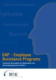 EAP - Bundespsychotherapeutenkammer