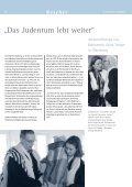 KESCHER EDITION PESSACH 2011 - Abraham Geiger Kolleg - Seite 6